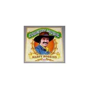 : COUNTRY MUSIC TIME LIFE RECORDS MARTY ROBBINS: MARTY ROBBINS: Music