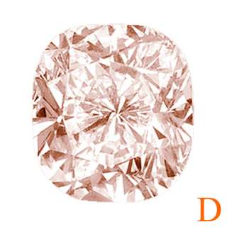 Fancy Intense Pink Cushion Cut Loose Diamond GIA