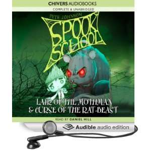 Spook School: Lair of the Mothman & Curse of the Rat Beast