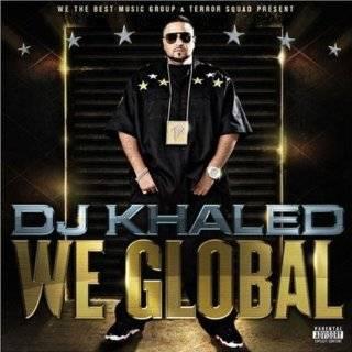 DJ Khalid Rap & Hip Hop Music CDs