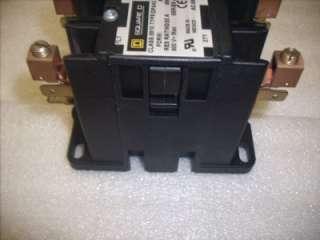 Square D 8910 DPA42 40A Definite Purpose Contactor