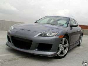 Mazda RX 8 Speed style Urethane Front Bumper Body Kit