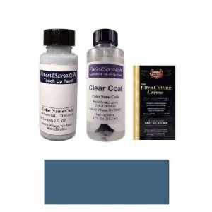 2 Oz. Le mans Blue Metallic Paint Bottle Kit for 2008 BMW