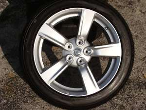 Nissan OEM 370 Z Wheels Tires  18 2011