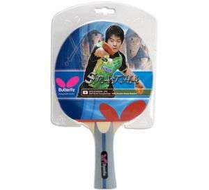Butterfly Spatha FCT Shakehand Ping Pong Racket # 8804