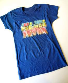 Super soft & stretchy vintage PAC MAN FEVER T shirt is in terrific