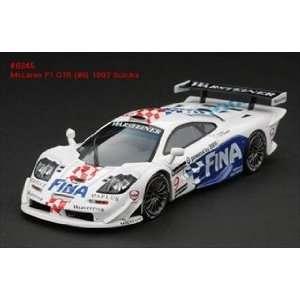 Mclaren F1 GTR #9 Fina Suzuka 1997 P.Kox / R.Ravaglia 1/43