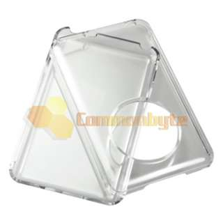 Clear Hard Case Cover For Ipod Classic 80GB/120GB/160GB