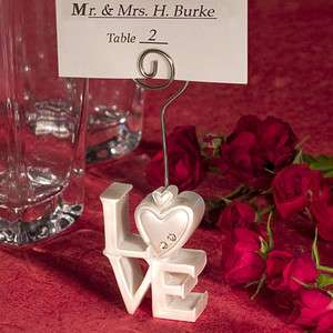 Card Holders Wedding Bridal Shower Party Favors 638054081050