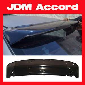 JDM 1997 Honda Accord Sedan Rear Roof Visor w/ Brackets