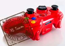 ACTIVE RELOAD XBOX 360 RAPID FIRE MODDED CONTROLLER GEARS OF WAR GOW 3