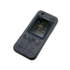 Silicone Case Skin Cover for Sony Ericsson W890i W890 Electronics