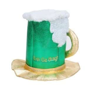 St.Patricks Days Beer Mug Hat Case Pack 12