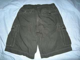 POLO JEANS RALPH LAUREN MENS CARGO SHORTS SIZE 32 CHEAP