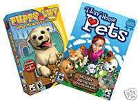 LUV HOUSE PETS & Puppy Luv Your New Best Friend (PC)