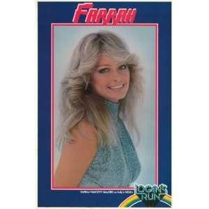 Farrah Fawcett Movie Poster (23 x 35 Inches   59cm x 89cm
