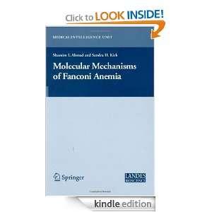Molecular Mechanisms of Fanconi Anemia (Medical Intelligence Unit