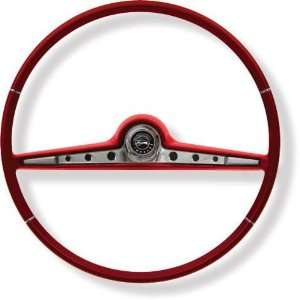 New Chevy Impala Steering Wheel   Red 62 Automotive