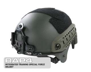 Integrated Training Special Force Helmet (Choose color)