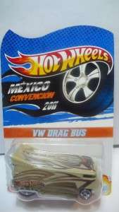 2011 Hot Wheels Mexico Convention VW Drag Bus 57/250 http//www