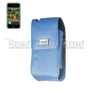 IPHONENV Vertical Pouch Vp385 Apple iPhone Case   Navy Electronics