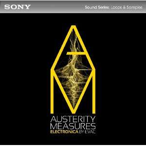 Austerity Measures: Electronica By Evac: Software