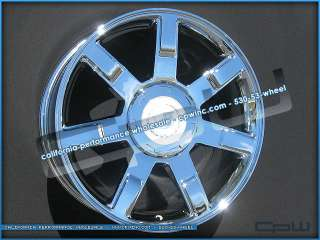 ESCALADE 22 WHEELS RIMS TIRE PACKAGE NEW 06 07 08 09 10 11 12