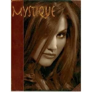 Glossy Magazine *No Ads* Aria Giovanni/ Sunny Leone Mystique Books