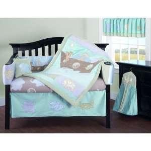 PEM America Noahs Ark Series Noahs Ark Crib Bedding Collection Baby