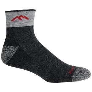 Darn Tough Merino Wool Hike Trek 1/4 Crew Cushion Socks
