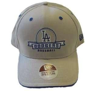 Dodgers New Era Adjustable Fit Baseball Cap Hat