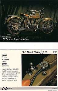 Head Harley J.D. Harley Davidson Motorcycle Engine 74 cu. in. Rare NEW
