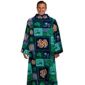 University of Notre Dame Fighting Irish Snuggie 746507112937