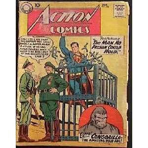 Action Comics (No. 248) DC Comics, Curt Swan (cover) Books