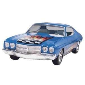 25 Easy Kit 70 Chevelle SS 454 (Plastic Model Vehicle): Toys & Games