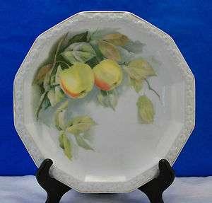 Modell ROSENTHAL Selb Bavaria Maria 12 Sides Apples