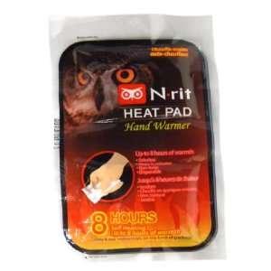 N Rit Head Pad Hand Warmer 8 Hours Lasting Sports