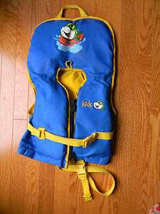 PERSONAL FLOTATION DEVICE 0 30 POUNDS US COAST GUARD APPROVED