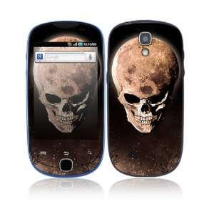Samsung Gravity Smart Decal Skin Sticker   Bad Moon Rising