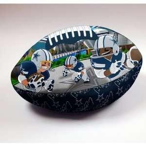 Dallas Cowboys NFL Football Rush Pillow
