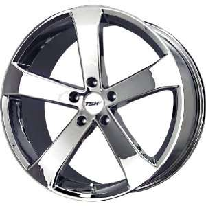 TSW Alloy Wheels Vortex Chrome Wheel (20x8.5/5x112mm