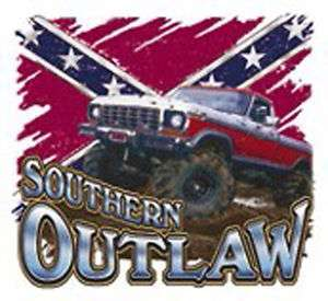 Dixie Rebel Trucks SOUTHERN OUTLAW