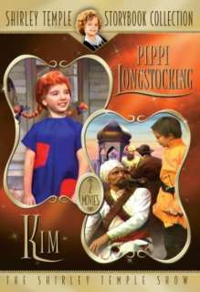 Shirley Temple: Pippi Longstocking / Kim: Shirley Temple