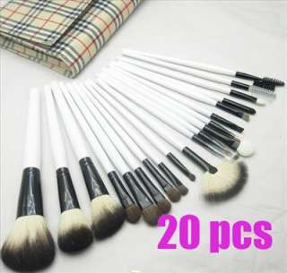 High Quality and Brand New Pro Makeup Brushes Set with Handy and Pouch