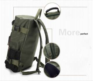 Moons Mens Travellers Bag 12 13 14 Laptop iPad Backpack Grey 0.01