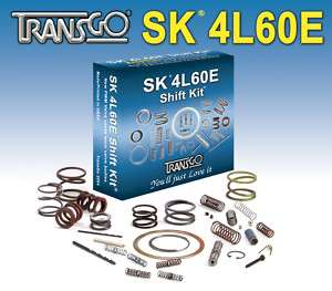 TRANSGO SHIFT KIT 4L60E FIX YOUR 1870 CODE FREE SHIP