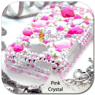 BLING Crystal Hard Case Cover Samsung Transform M920