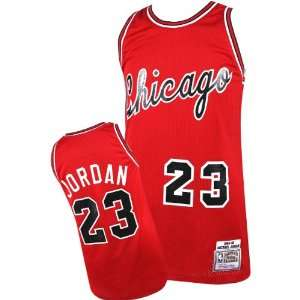 Mitchell & Ness Chicago Bulls Michael Jordan 1984 1985