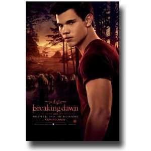 , Kristen Stewart, Taylor Lautner Jacob Teaser Wolves