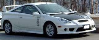 Toyota Celica 2000 JDM TRD Style Hood Spoiler
